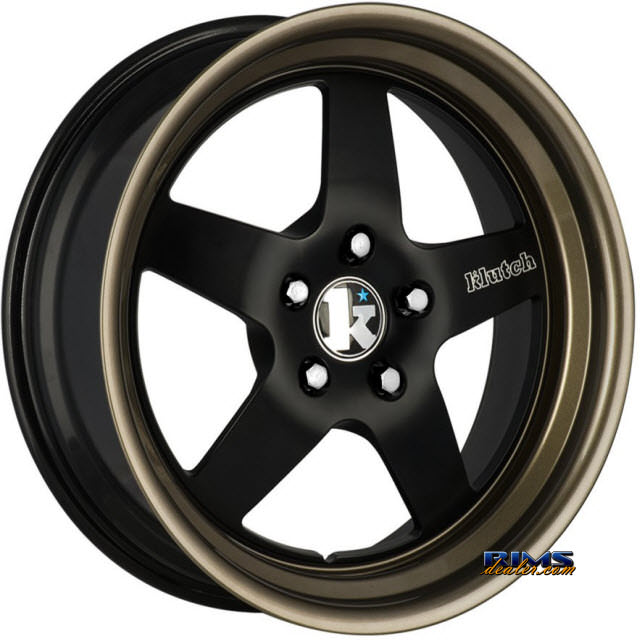 Pictures for Klutch Wheels SL5 Bronze Gloss