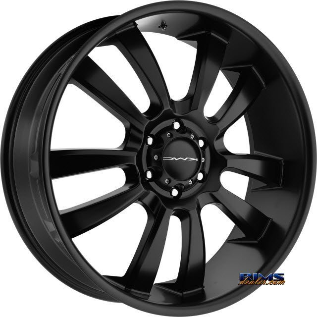 Pictures for KMC KM673 Skitch SATIN BLACK