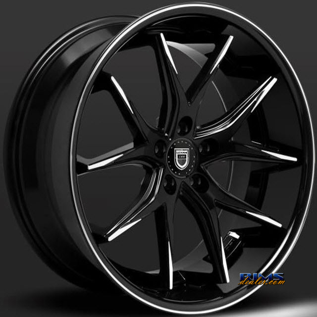 Pictures for LEXANI R-TWELVE - MBT black gloss