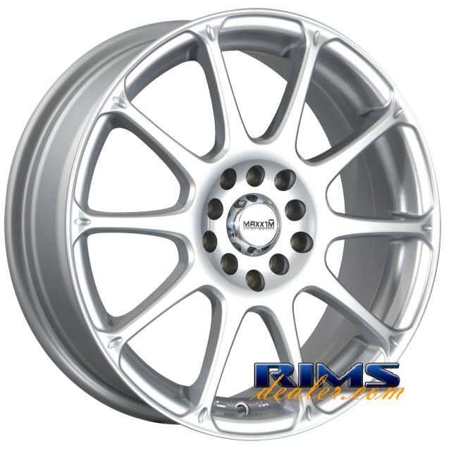 Pictures for Maxxim VERSE silver flat