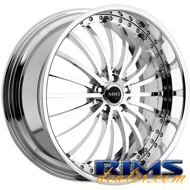 FUEGO chrome wheel packages