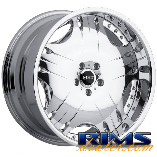 Pictures for MHT Forged LINEA chrome