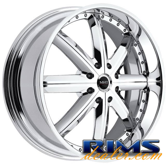 Pictures for MHT Forged MONTAGE (8-LUG) chrome