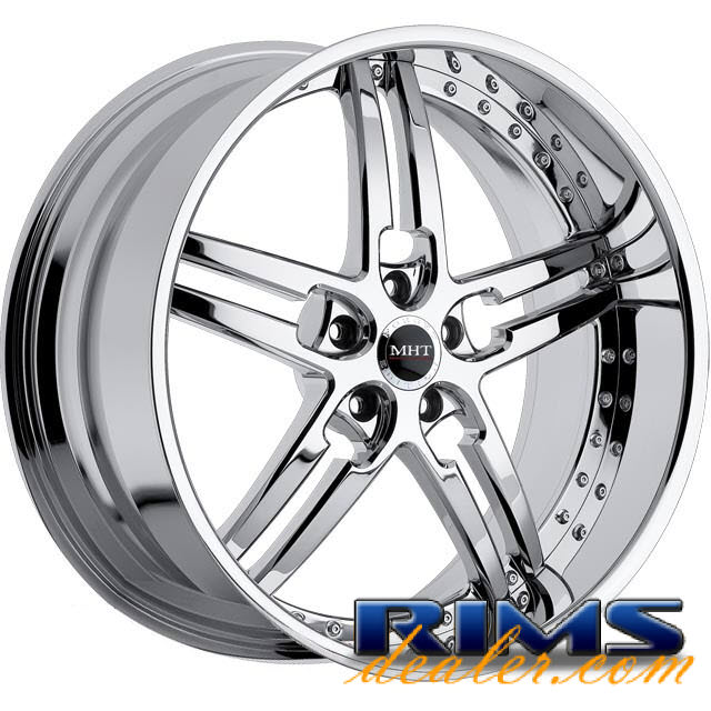 Pictures for MHT Forged PARAGON chrome