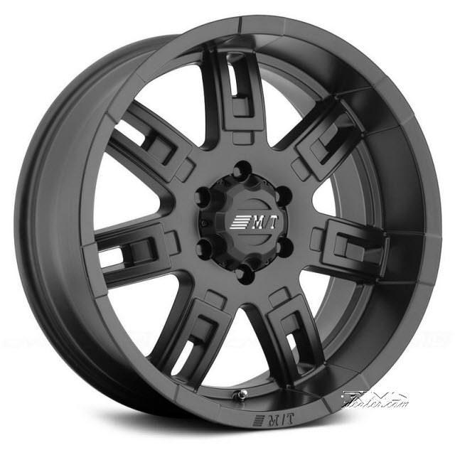 Pictures for MICKEY THOMPSON SIDEBITER II Black Flat