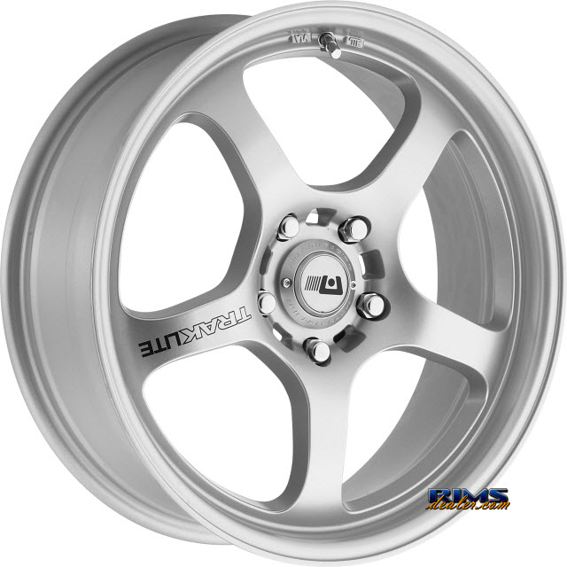 Pictures for Motegi Racing MR131 Traklite Silver Flat