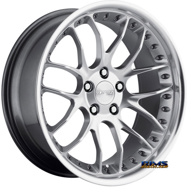 Pictures for MRR Design GT-7 machined w/ silver