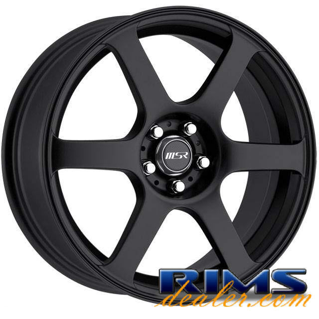 Pictures for MSR Style 090 black gloss