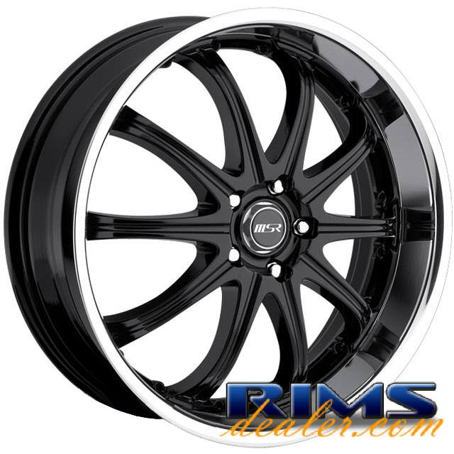 Pictures for MSR Style 096 black gloss