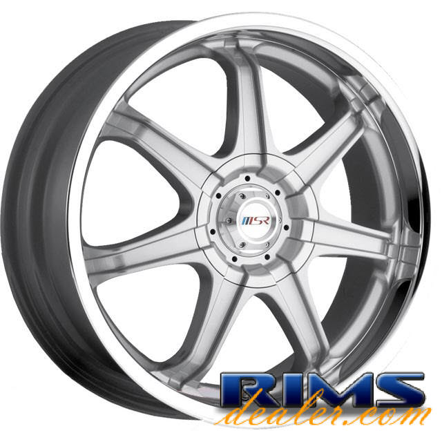 Pictures for MSR Style 105 silver gloss