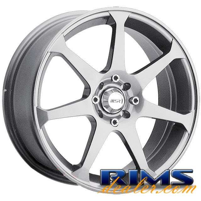 Pictures for MSR Style 113 silver gloss