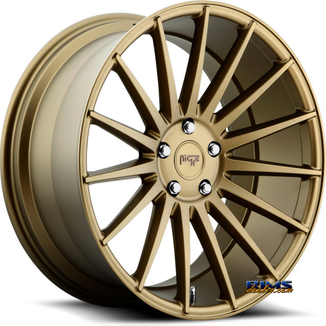Pictures for NICHE Form M158 bronze flat