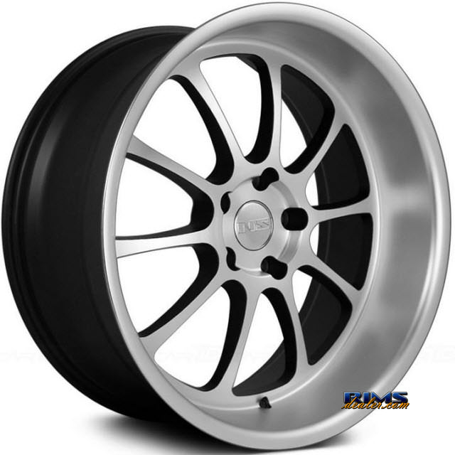 Pictures for NS Drift Wheels TEN Silver Flat