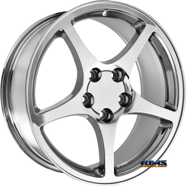 Pictures for OE CREATIONS PR104 CHROME