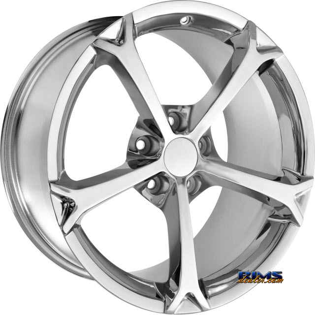 Pictures for OE CREATIONS PR130 CHROME