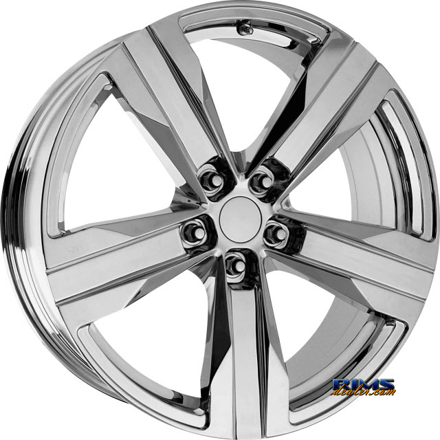 Pictures for OE CREATIONS PR135 CHROME