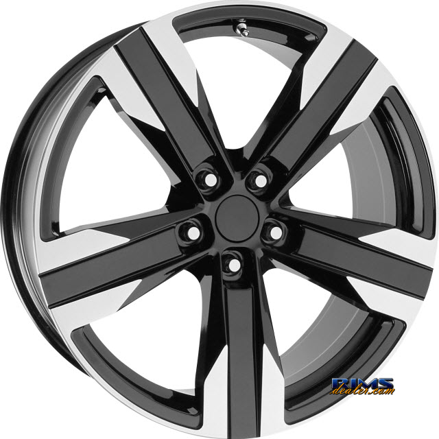 Pictures for OE CREATIONS PR135 Black Flat