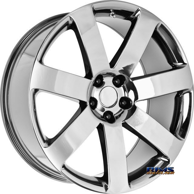 Pictures for OE CREATIONS PR138 BLACK CHROME