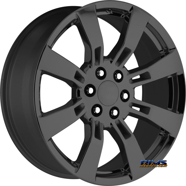Pictures for OE CREATIONS PR144 Black Gloss