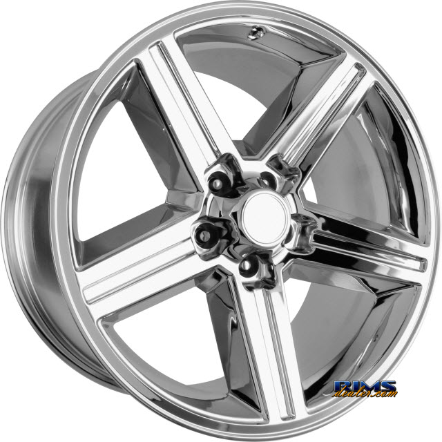 Pictures for OE CREATIONS PR148 CHROME