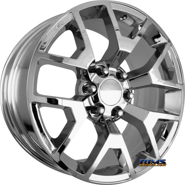Pictures for OE CREATIONS PR150 CHROME