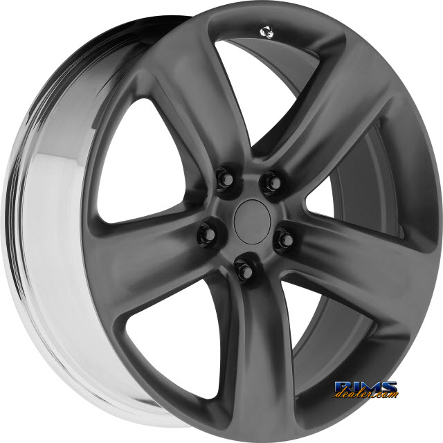Pictures for OE CREATIONS PR154 SATIN BLACK
