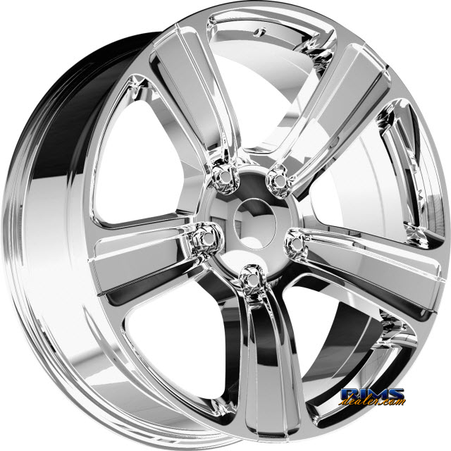 Pictures for OE CREATIONS PR155 CHROME