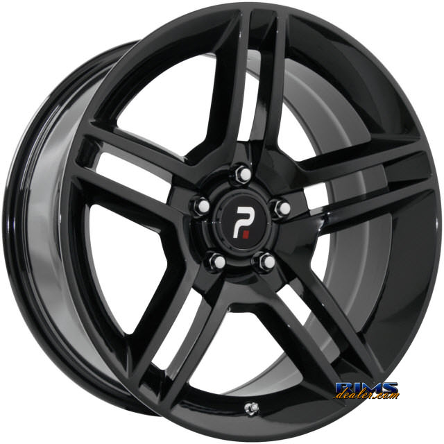 Pictures for OE Performance Wheels 101B Black Gloss