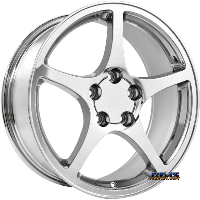 Pictures for OE Performance Wheels 104C PVD Chrome