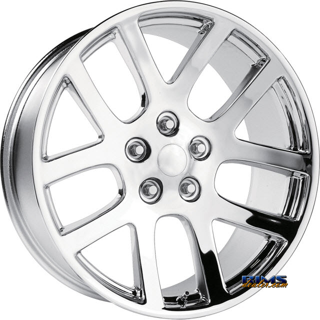 Pictures for OE Performance Wheels 107C PVD Chrome