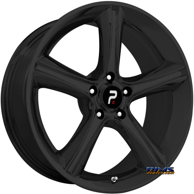 Pictures for OE Performance Wheels 109B Black Gloss