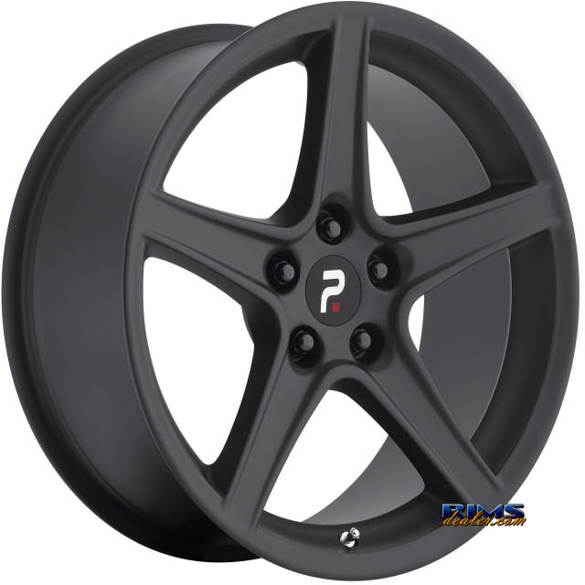 Pictures for OE Performance Wheels 110MB Black Flat