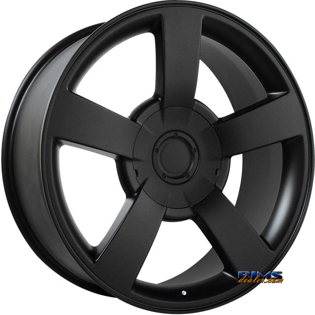 Pictures for OE Performance Wheels 112B Black Flat