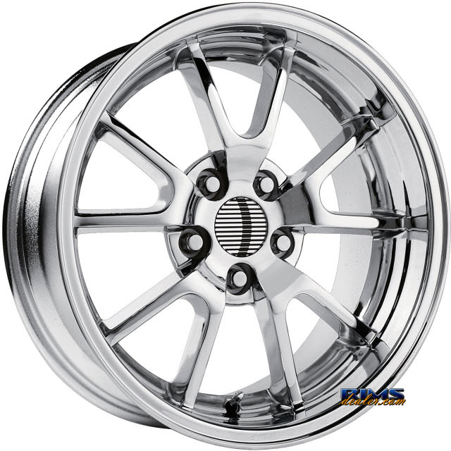 Pictures for OE Performance Wheels 118C PVD Chrome