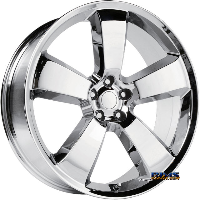 Pictures for OE Performance Wheels 119C PVD Chrome
