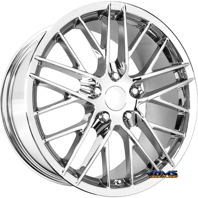 Pictures for OE Performance Wheels 121C PVD Chrome