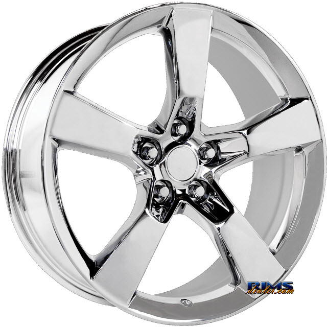 Pictures for OE Performance Wheels 124C PVD Chrome