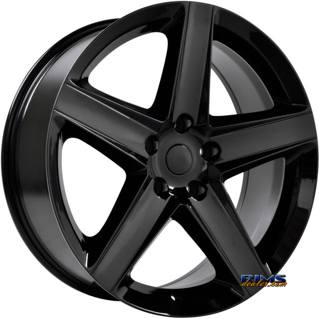 Pictures for OE Performance Wheels 129B Black Gloss