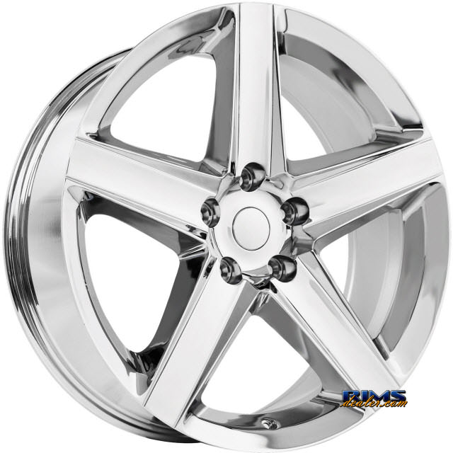 Pictures for OE Performance Wheels 129C PVD Chrome