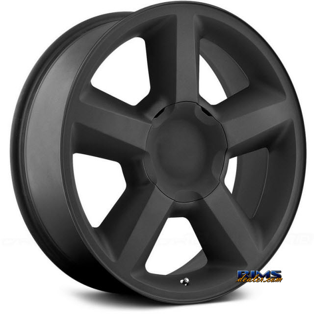 Pictures for OE Performance Wheels 131B Black Flat