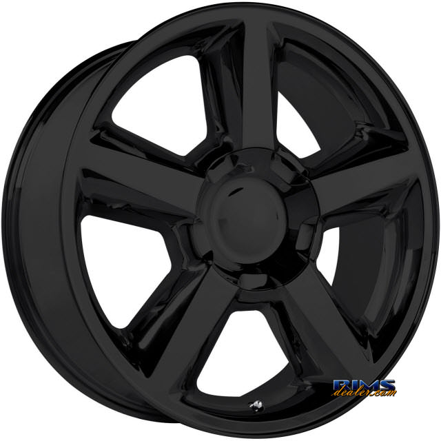 Pictures for OE Performance Wheels 131GB Black Gloss