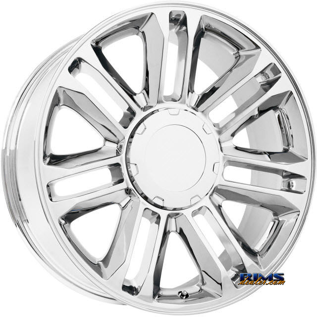 Pictures for OE Performance Wheels 132C PVD Chrome