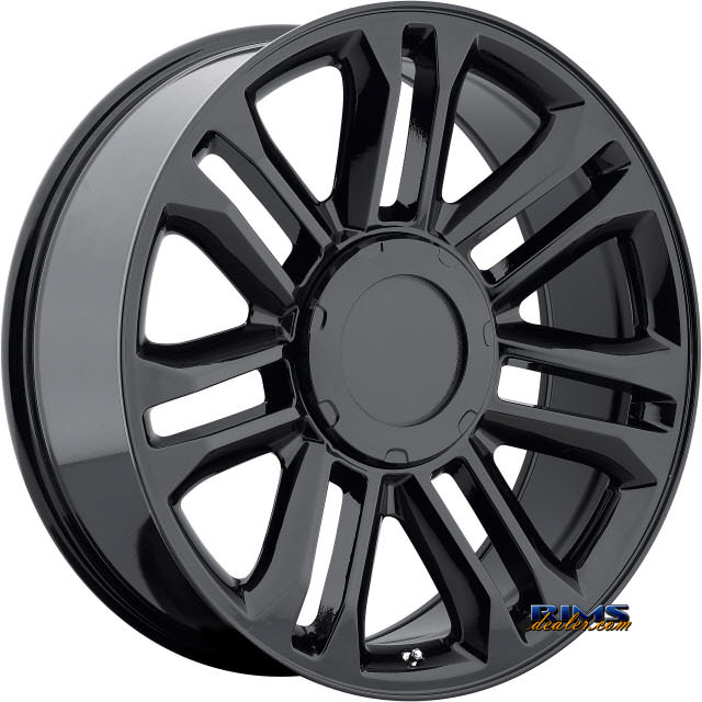 Pictures for OE Performance Wheels 132GB Black Gloss
