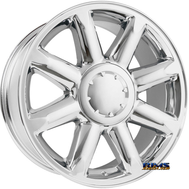 Pictures for OE Performance Wheels 133C PVD Chrome