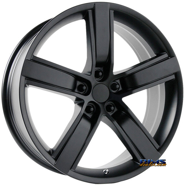 Pictures for OE Performance Wheels 134B Black Flat