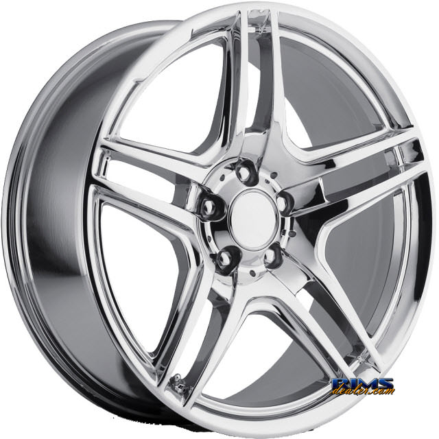 Pictures for OE Performance Wheels 136C PVD Chrome