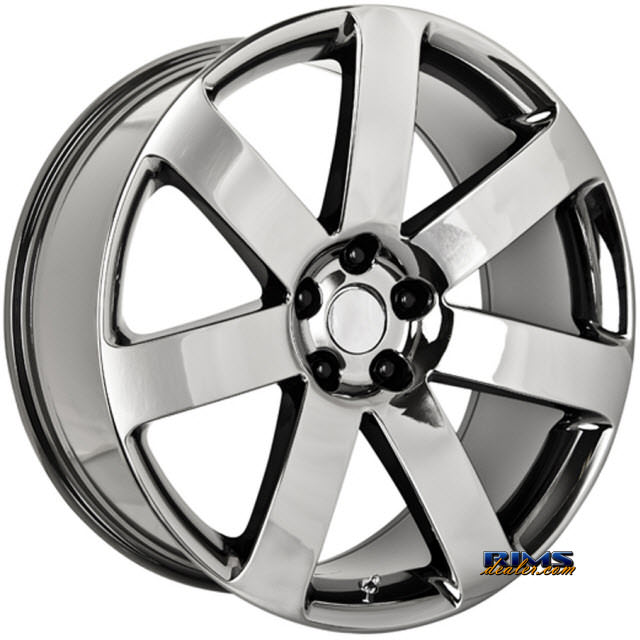 Pictures for OE Performance Wheels 138BC Black Chrome