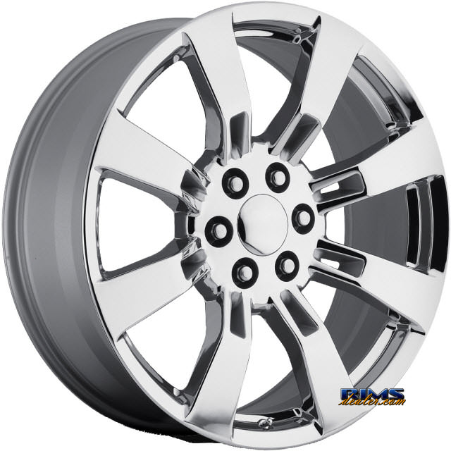 Pictures for OE Performance Wheels 144C PVD Chrome