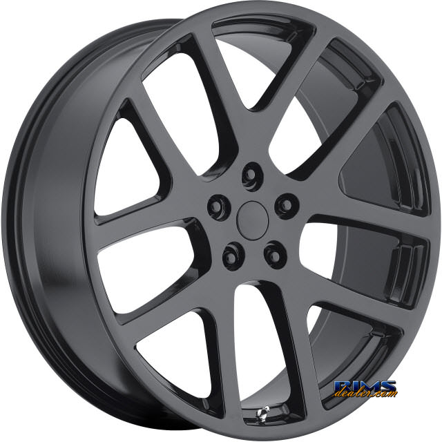 Pictures for OE Performance Wheels 149MB Black Flat