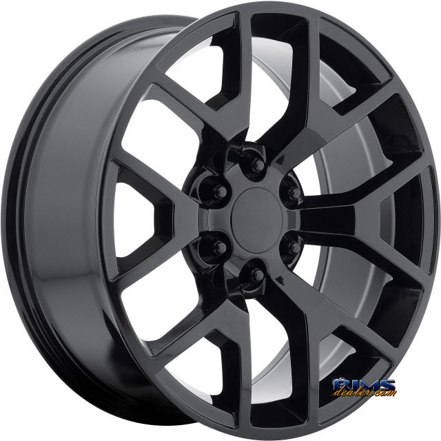 Pictures for OE Performance Wheels 150GB Black Gloss